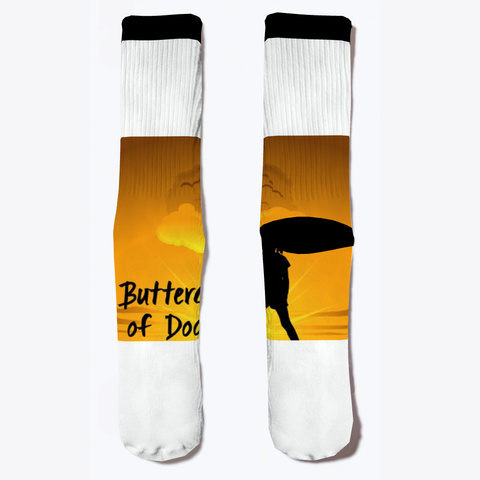 Buttercup Of Doom Socks Standard T-Shirt Front