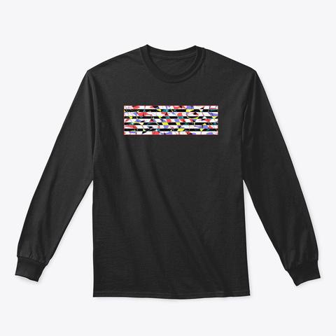 Riley Candow Art   Drop 2 Black áo T-Shirt Front
