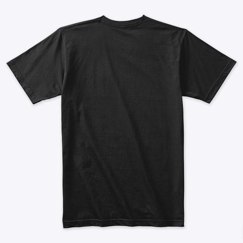 Hotter 🚀 #Sfsf Black T-Shirt Back
