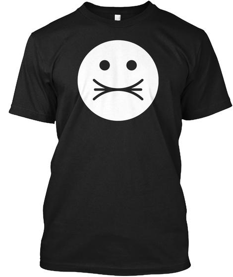 Ambivalence Black T-Shirt Front