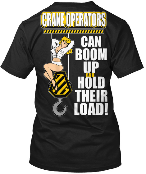 33f561a6f Crane Operator Boom Up Left Chest - CRANE OPERATOR CAN BOOM UP AND ...