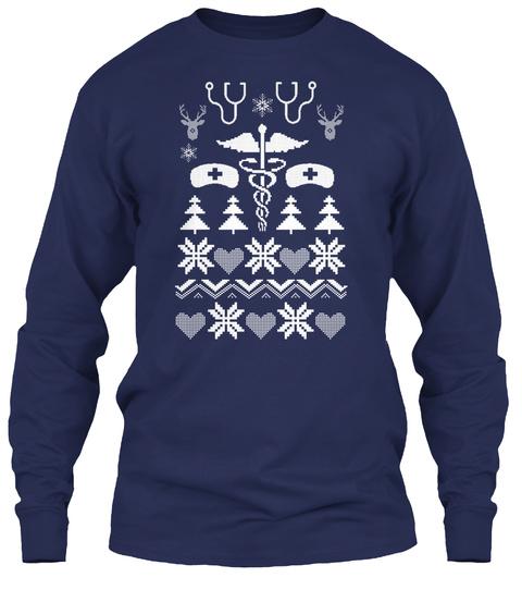I/O Navy T-Shirt Front