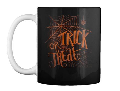 Cheap Halloween Mug Ever  Black T-Shirt Front