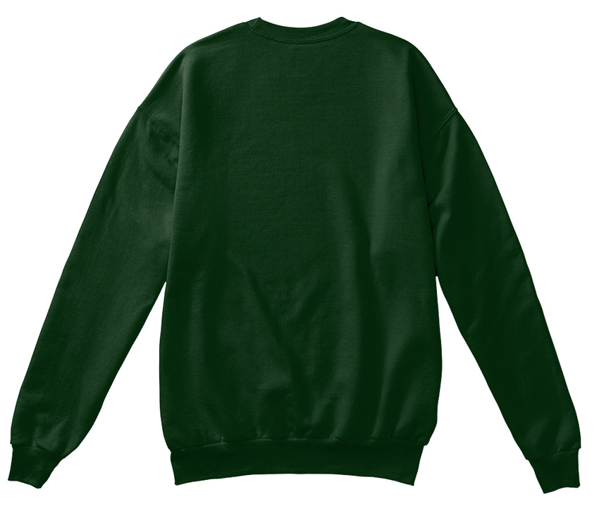 Machine washable Goat Ugly Christmas Sweater Hanes Unisex Crewneck Sweatshirt