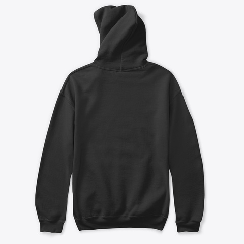 Ghosts Of Britain Hoodie Black Sweatshirt Back