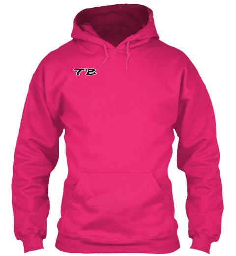 Tb Heliconia Sweatshirt Front
