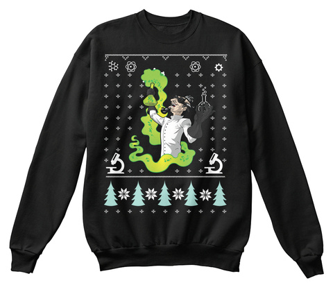 Chemistry Christmas Sweater Science Tees Products from Science ...