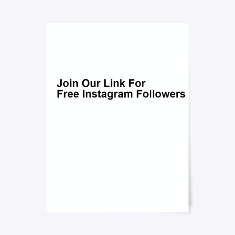 ¿¿Free Instagram Followers+Likes 2020 Standard T-Shirt Front
