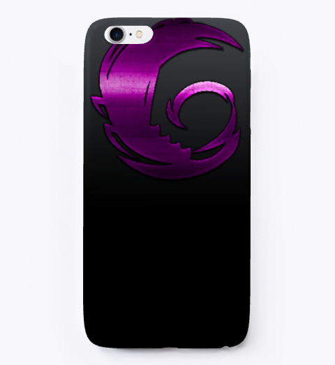 Rigazzi Season 1 Dark Design Phone Case Black Kaos Front