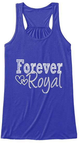 Forever Royal True Royal T-Shirt Front