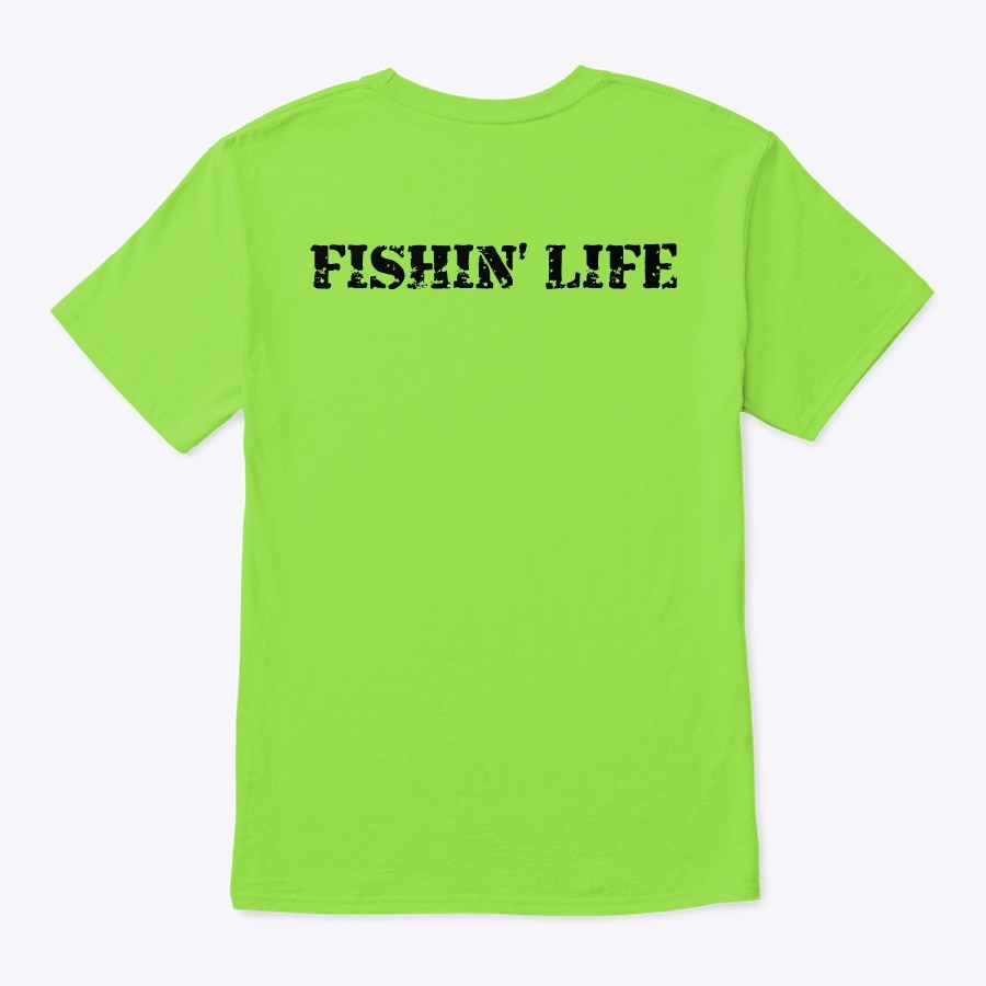 A&j Outdoors Fishin Life Unisex Tshirt