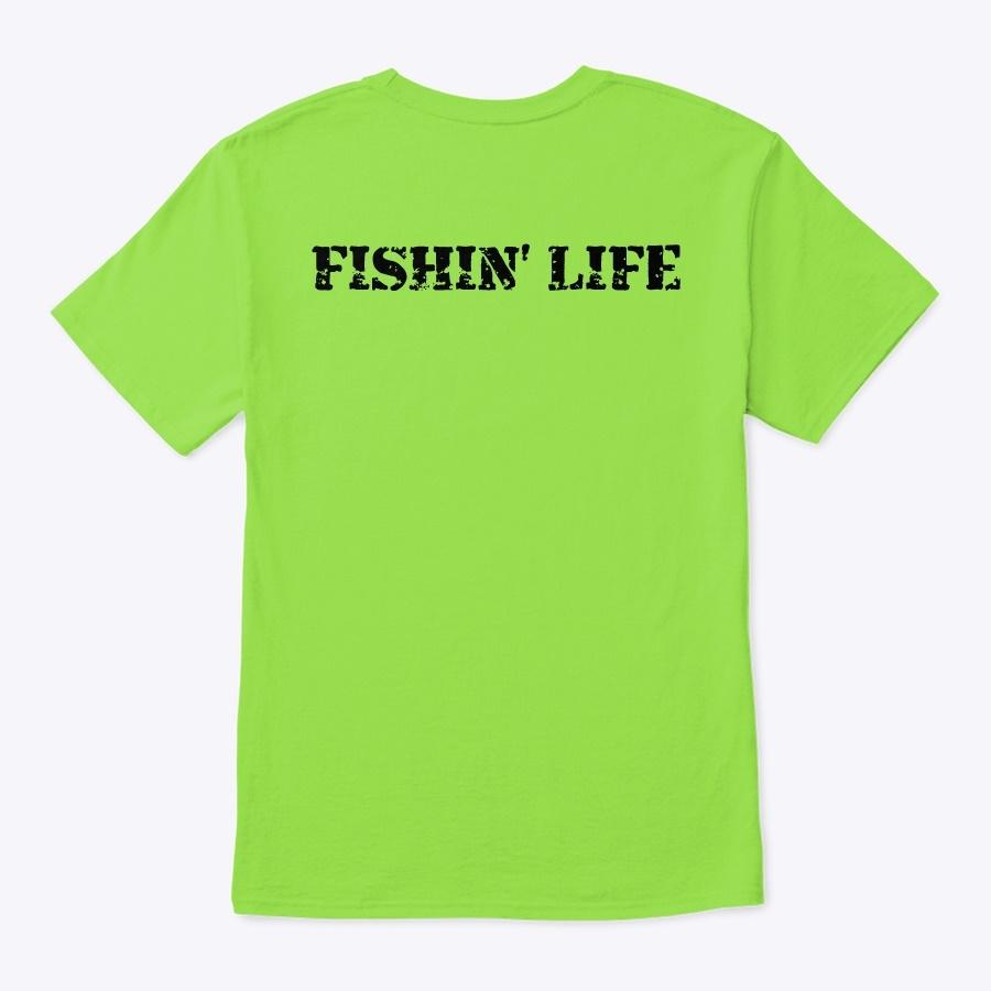 A&j Outdoors Fishin Life Unisex Tshirt