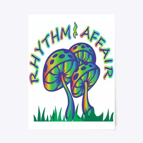 Rhythm Affair Poster Standard T-Shirt Front