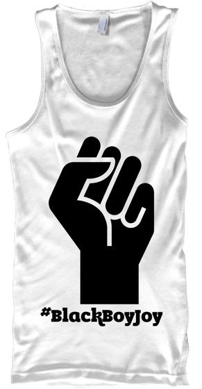 02aa2d7a7 Black Boy Joy Tank - #black boy joy Products from BMB Tees | Teespring