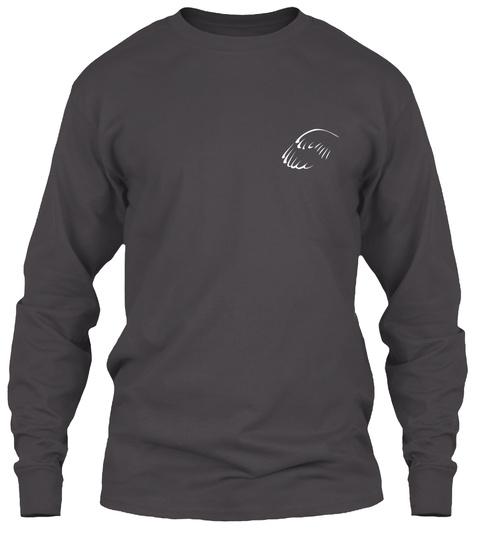 Social Media Q4 Tour Long Sleeve Tee Heavy Metal Long Sleeve T-Shirt Front