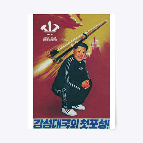 Rocketman's Revenge [Limited Edition] Standard T-Shirt Front