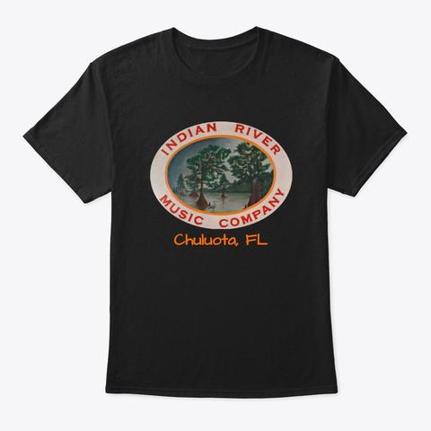 Irmc Black T-Shirt Front
