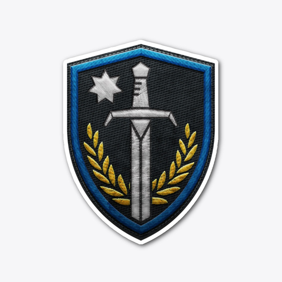 Security Forces Faction Sticker