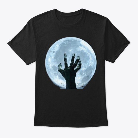 Halloween Blue Moon T Shirts