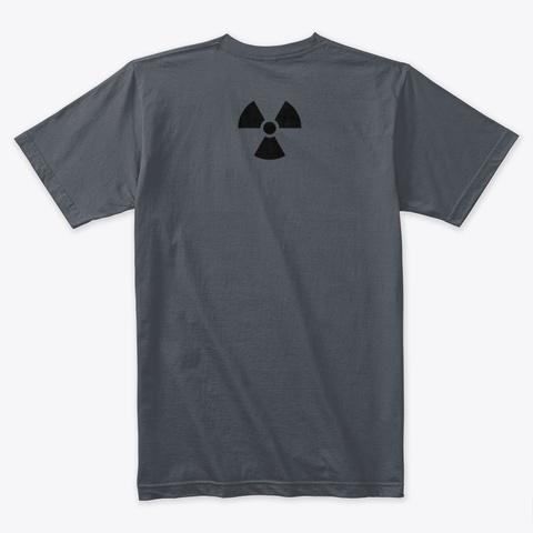 X Ray Heavy Metal T-Shirt Back