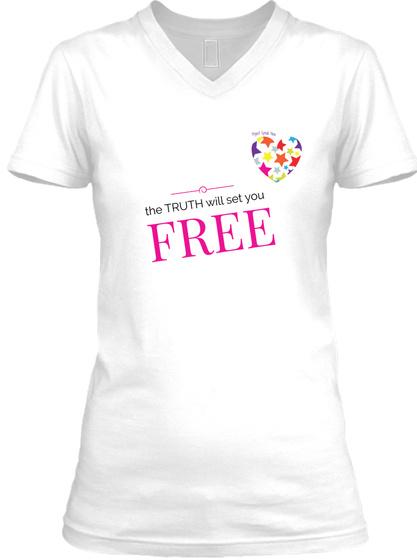 Speak Now Shirt Tegen Seksueel Geweld White T-Shirt Front