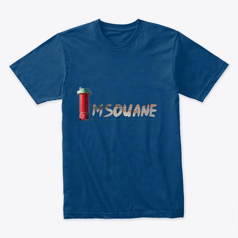 Imsouane  Cool Blue T-Shirt Front
