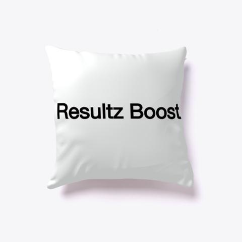 Resultz Boost | Resultz Energy Booster Standard T-Shirt Front