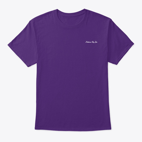 Quilting Is My Pb Jam Purple T-Shirt Front