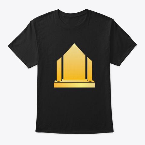Navgtr Black T-Shirt Front