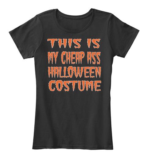 Shemale cheap ass halloween costume