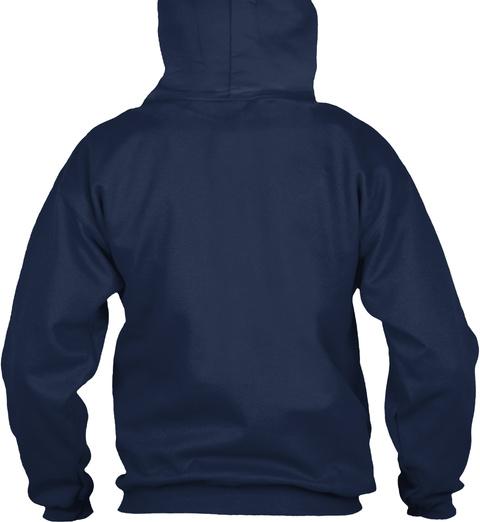 Bls   Adonai (Hoodie) Oxford Navy T-Shirt Back