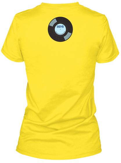 Bgr 45 Daisy T-Shirt Back