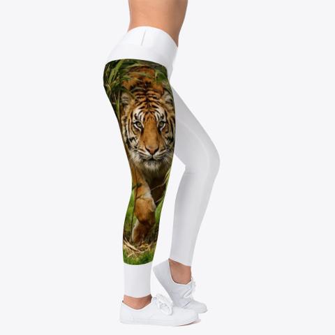 Love Tiger Standard T-Shirt Right
