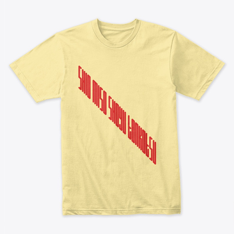 Ramen Broths Banana Cream T-Shirt Front