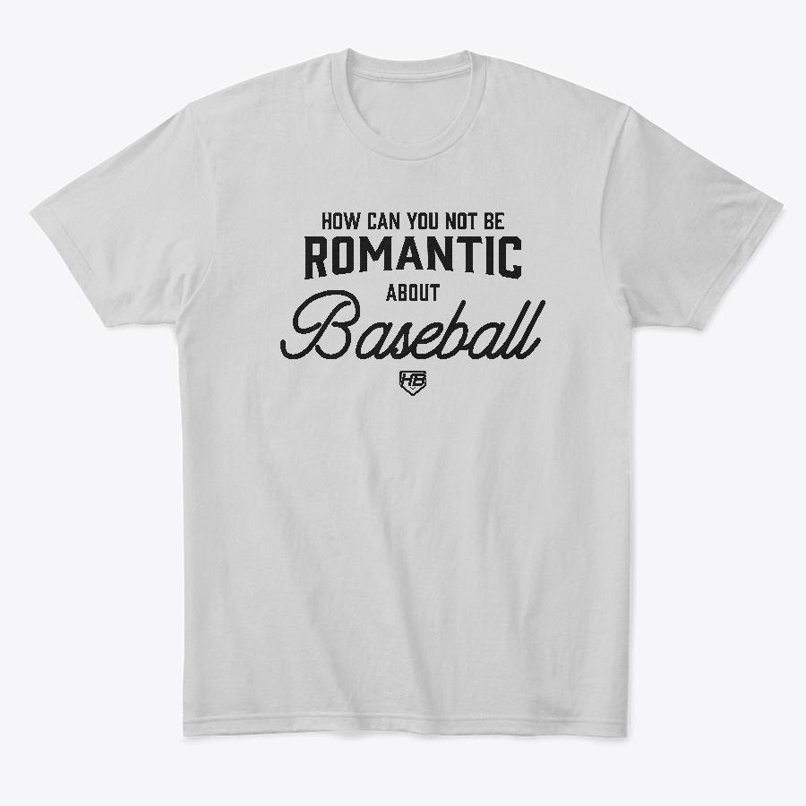 Romantic About Baseball Unisex Tshirt
