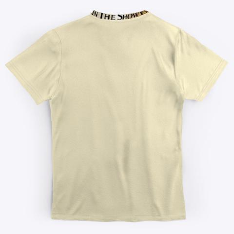 Ram Ranch Light Yellow T-Shirt Back