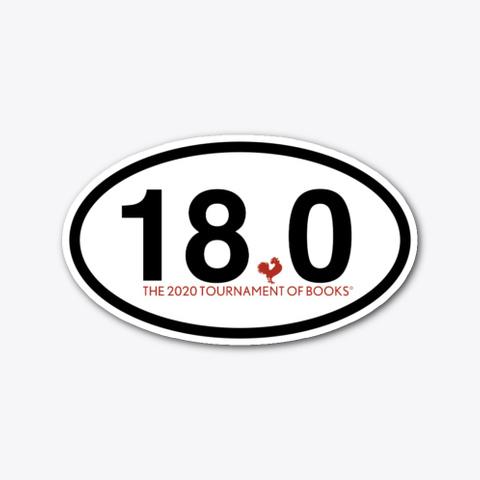 2020 Finisher Sticker Standard T-Shirt Front