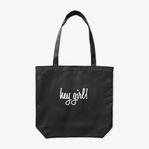 Back of Special Edition Organic Tote Bag