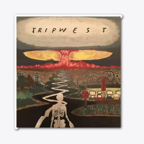 Tripwest Standard T-Shirt Front
