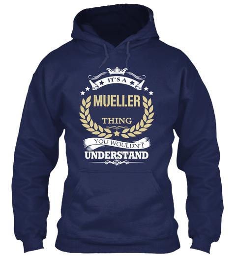 Ijankoo Navy Sweatshirt Front