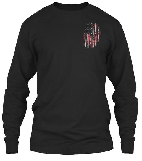 Ltd. Edition We Kneel For The Fallen! Black T-Shirt Front