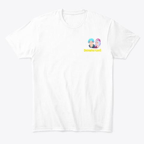 Demonetized White T-Shirt Front