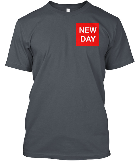 New Day Heavy Metal T-Shirt Front