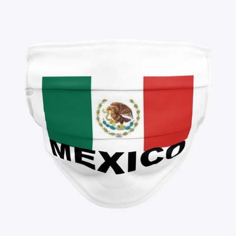 Mexico Standard T-Shirt Front