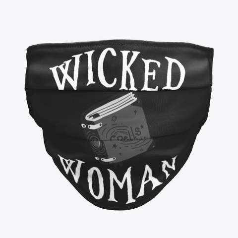 Wicked Woman Black Kaos Front