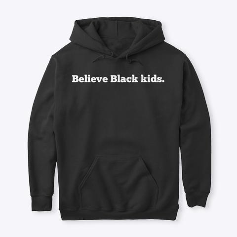I Believe Kids Hoodie