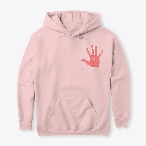 Psych! Light Pink T-Shirt Front