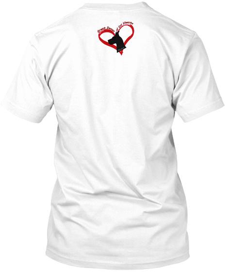 Namaste! White T-Shirt Back
