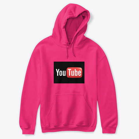 Apparel With You Tube Heliconia T-Shirt Front