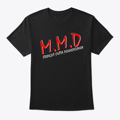 A Shirt Iz A Shirt Black T-Shirt Front